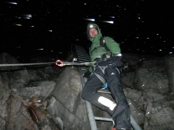 Denk Kletterausrüstung : Aletschhorn 4195m u2013 auf langen wegen zu einem der kältesten
